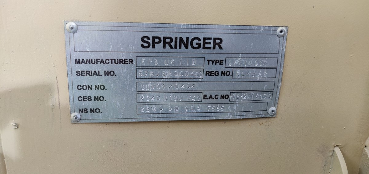 2009 EPS Springer For Sale (picture 6 of 6)