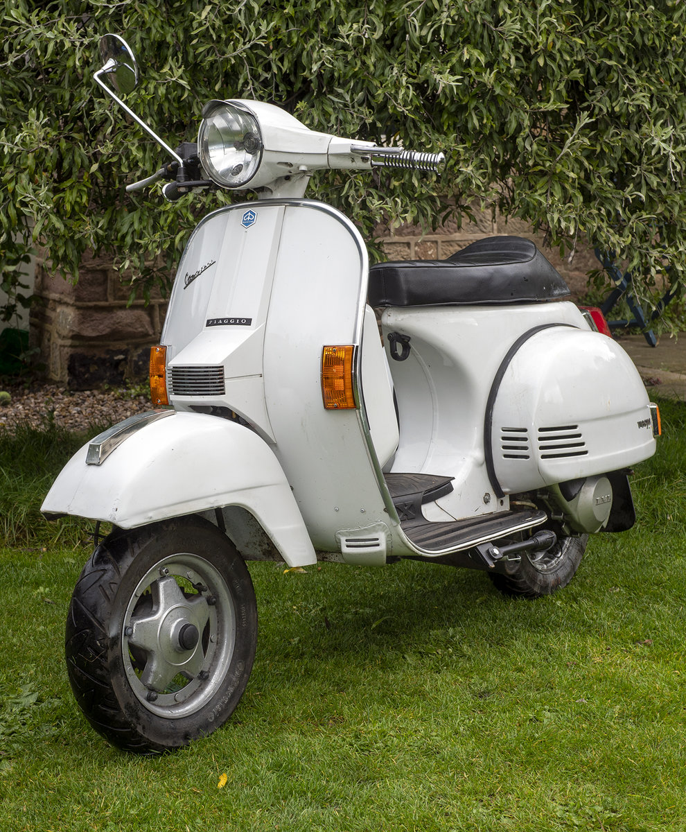 2013 Vespa ll 125 4t SOLD (picture 2 of 6)