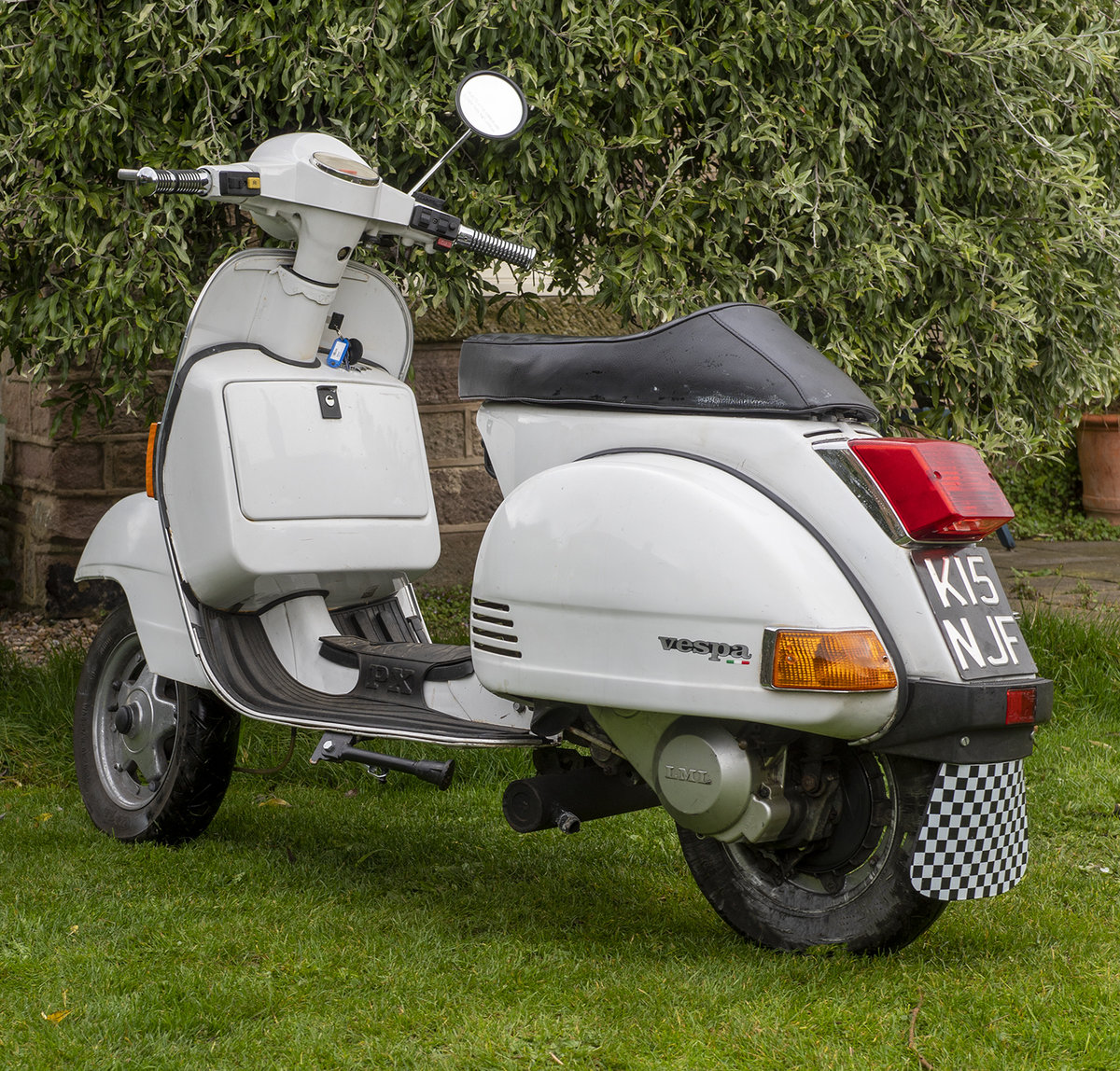 2013 Vespa ll 125 4t SOLD (picture 3 of 6)