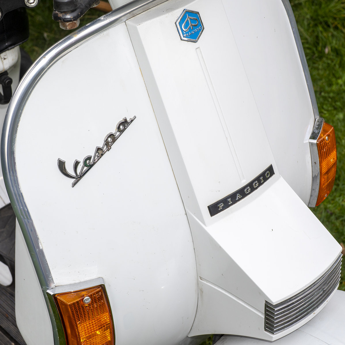 2013 Vespa ll 125 4t SOLD (picture 5 of 6)