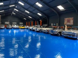 Picture of Car Storage internal magnificent facility
