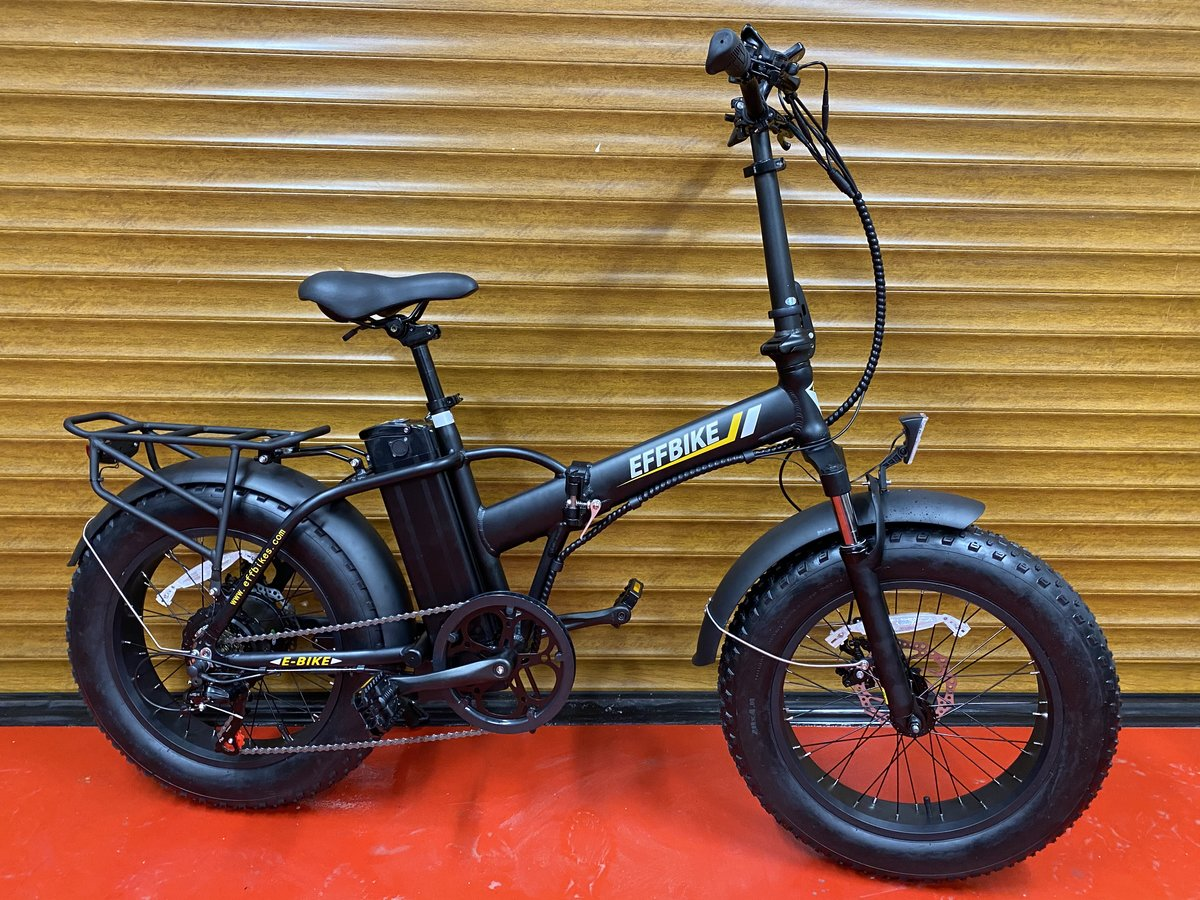 2020 E-BIKE ELECTRIC BRAND NEW FOLDING BIKE IDEAL CAMPER CARAVAN  For Sale (picture 1 of 3)