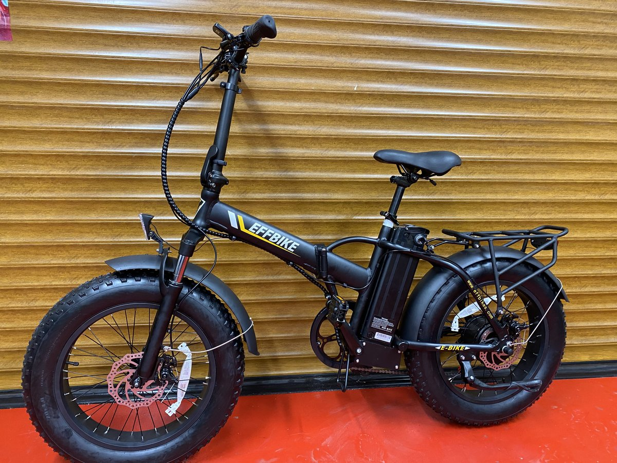 2020 E-BIKE ELECTRIC BRAND NEW FOLDING BIKE IDEAL CAMPER CARAVAN  For Sale (picture 2 of 3)
