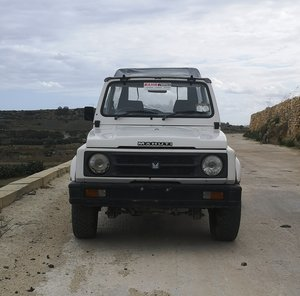 Maruti Gypsy King