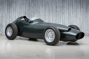 Picture of 1959 BRM P25 Formula 1