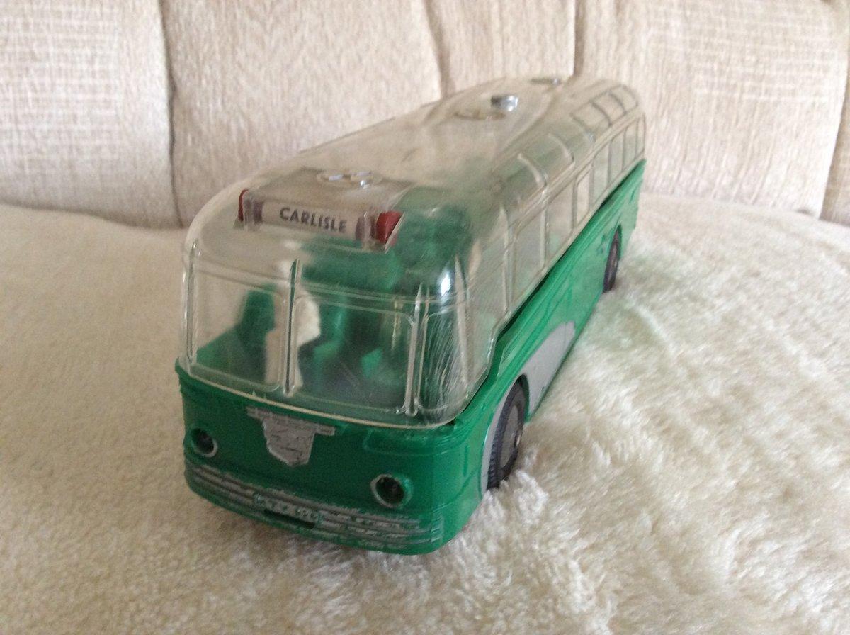 Métal/Plastic Coach circa 1960 For Sale (picture 1 of 7)