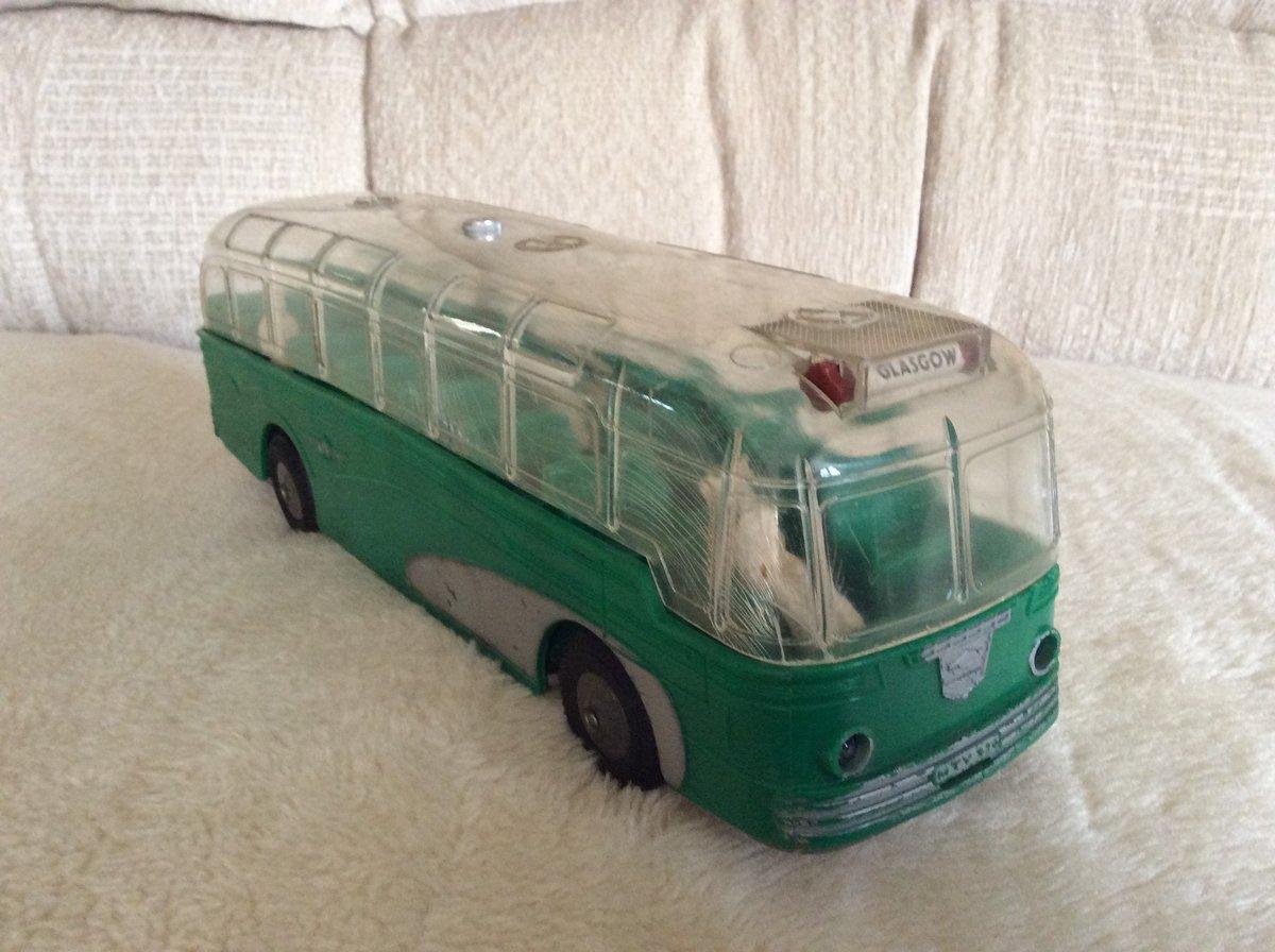 Métal/Plastic Coach circa 1960 For Sale (picture 2 of 7)