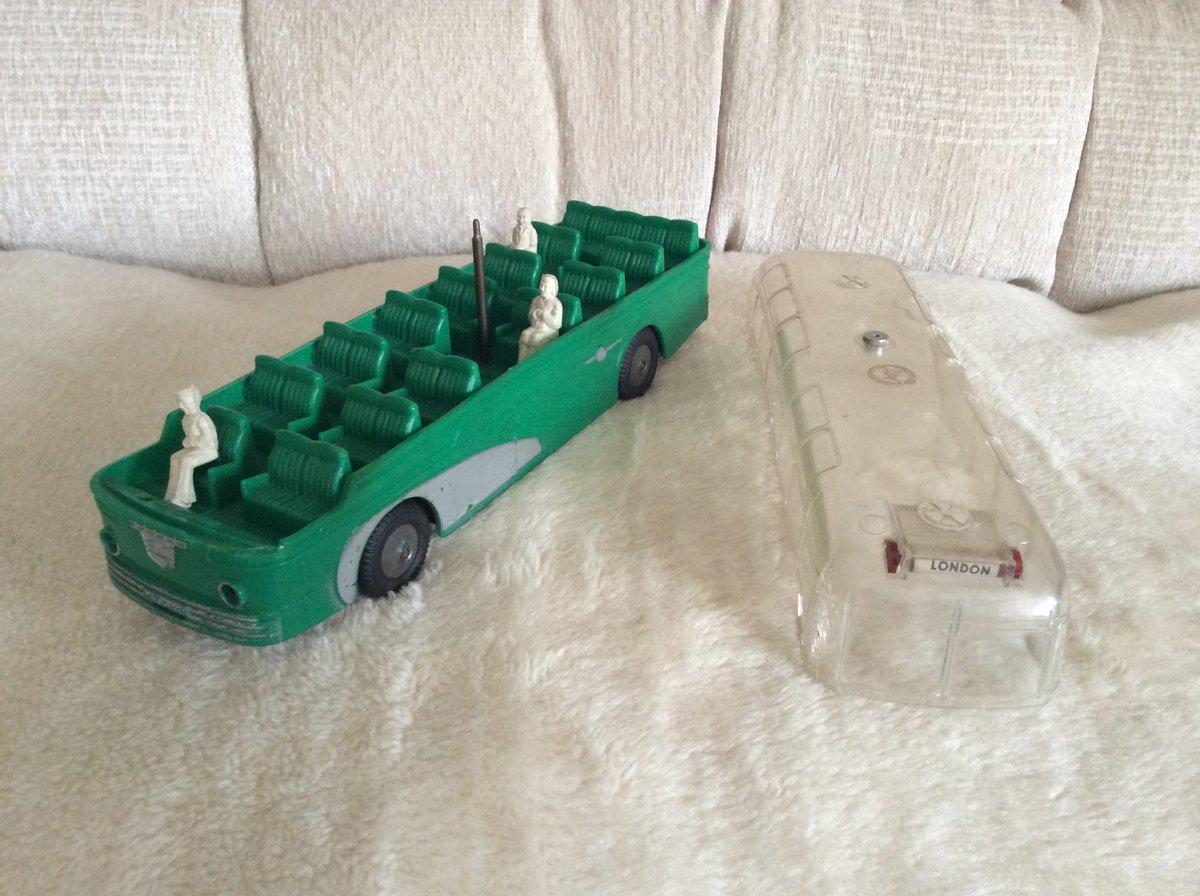 Métal/Plastic Coach circa 1960 For Sale (picture 3 of 7)