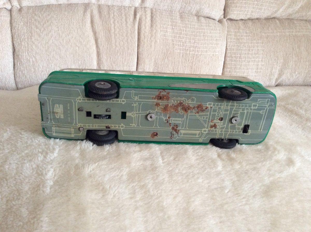 Métal/Plastic Coach circa 1960 For Sale (picture 4 of 7)