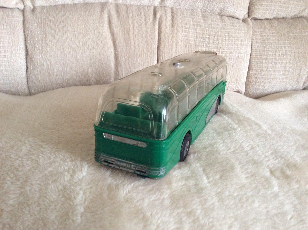 Métal/Plastic Coach circa 1960 For Sale (picture 5 of 7)