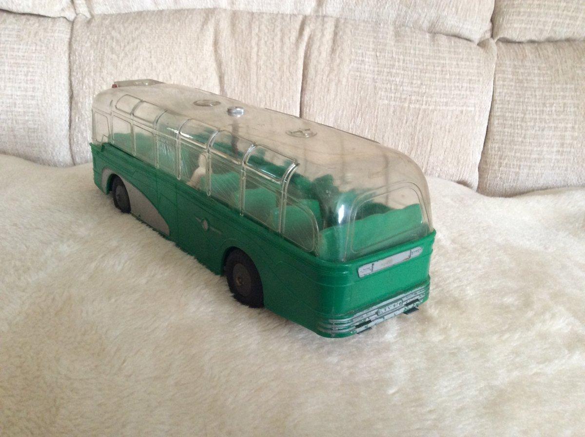 Métal/Plastic Coach circa 1960 For Sale (picture 6 of 7)