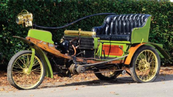 Picture of 1902 Lacroix de Laville La Nef Tricycle For Sale