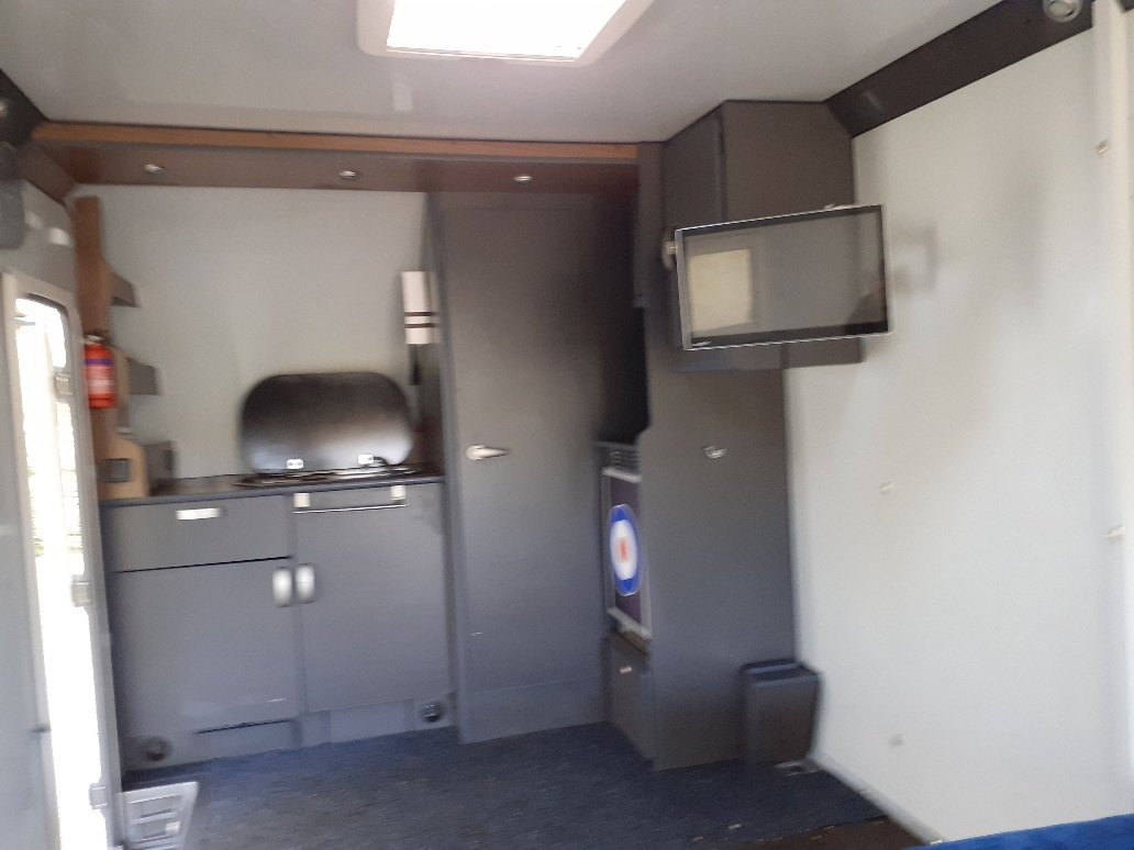 2013 Motorsports Trailer With Accomodation-DEPOSIT TAKEN For Sale (picture 4 of 12)