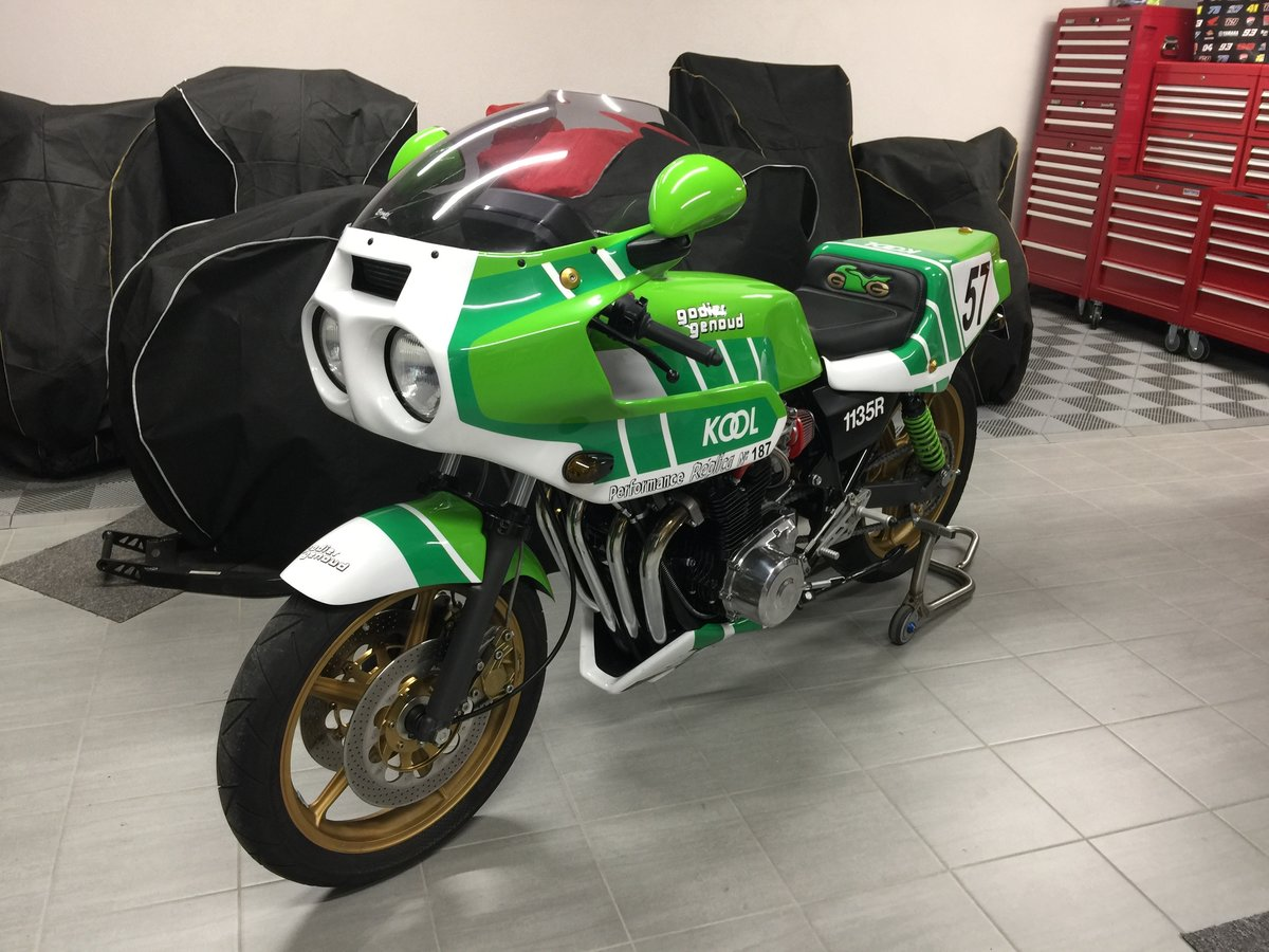 1984 GODIER-GENOUD 1135R PERFORMANCE REPLICA For Sale (picture 1 of 1)