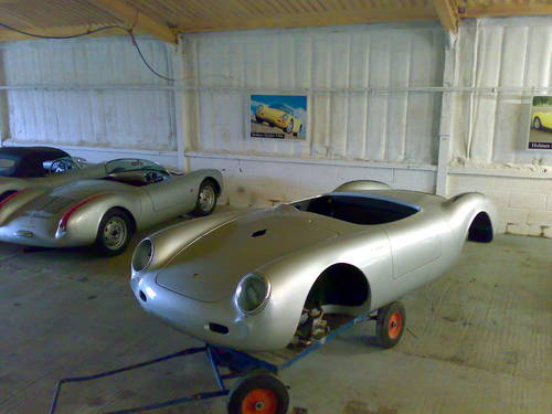 Porsche Spyder 550 Replica Kit SOLD | Car And Classic