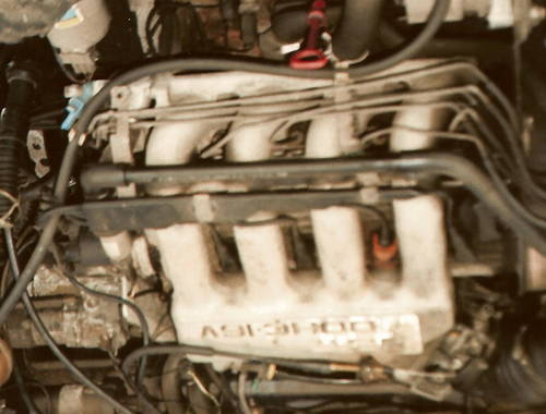 MK1 SEAT IBIZA GTi (K R) 1.8 16V ENGINE & GEARBOX For Sale (picture 2 of 2)