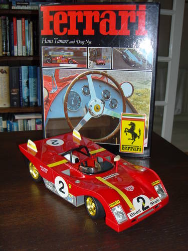 NOW REDUCEDFerrari Maserati Books toys Items For Sale (picture 1 of 6)