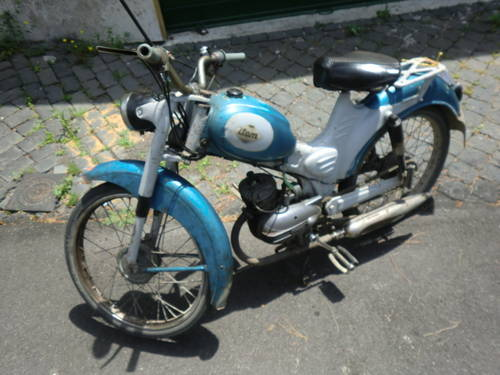 1963 ITOM ASTOR 50cc For Sale (picture 1 of 3)