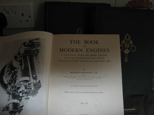 1920 vintage motor repair  books For Sale (picture 4 of 5)
