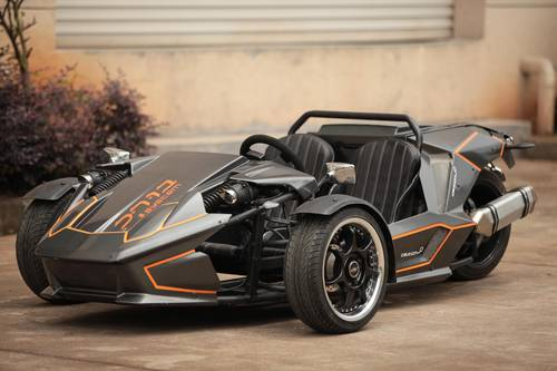2013 Scorpion 3 wheeler street legal car Brand new 2020 For Sale (picture 1 of 6)