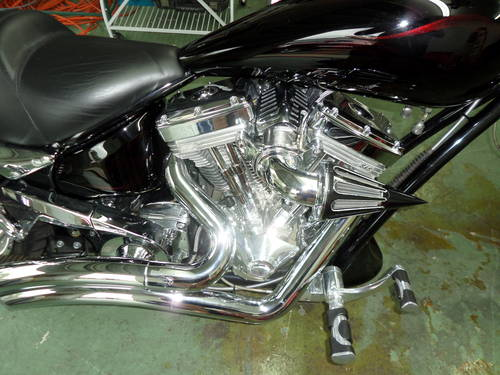 2007 No longer produced Custom  motorcycle For Sale (picture 2 of 6)