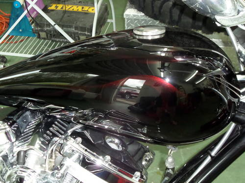 2007 No longer produced Custom  motorcycle For Sale (picture 3 of 6)