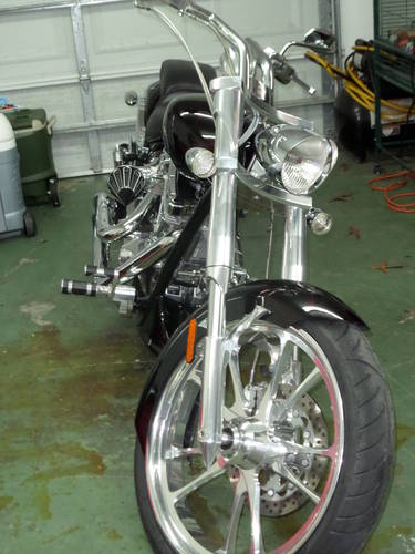 2007 No longer produced Custom  motorcycle For Sale (picture 6 of 6)