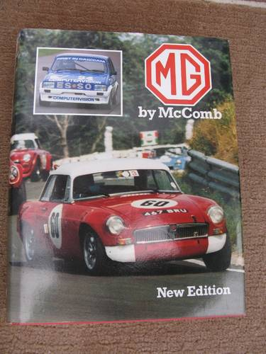 MG by McComb For Sale (picture 1 of 5)
