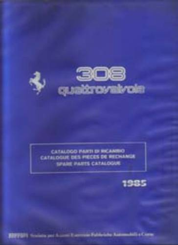 Original Spare Parts Catalogues For Sale (picture 1 of 1)