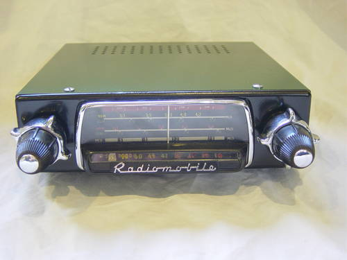 Classic and Vintage Converted Car Radios For Sale (picture 3 of 6)