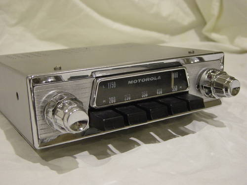 Classic and Vintage Converted Car Radios For Sale (picture 4 of 6)