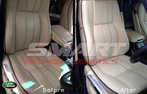 Mobile Leather car seat repair, connolising,  (picture 1 of 6)