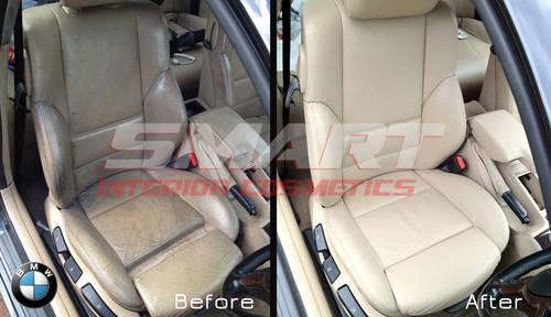 Mobile Leather car seat repair, connolising,  (picture 5 of 6)