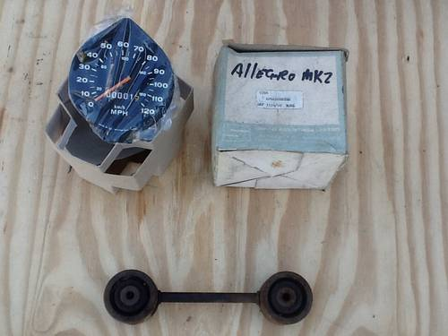 1973 Range of  New parts for all Allegro Models For Sale (picture 6 of 6)