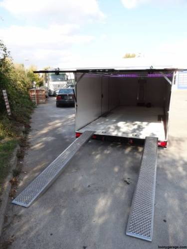 Bespoke Car Transporter - NEW For Sale (picture 3 of 6)