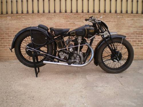 1930 SOYER 500 OHFC RACER 011 MODEL For Sale (picture 1 of 6)
