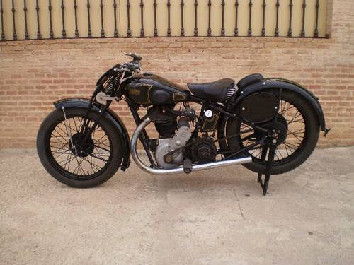 1930 SOYER 500 OHFC RACER 011 MODEL For Sale (picture 2 of 6)