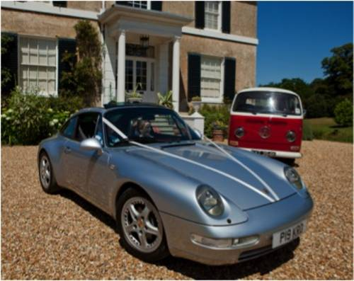 Classic Wedding Cars - London For Hire (picture 3 of 6)