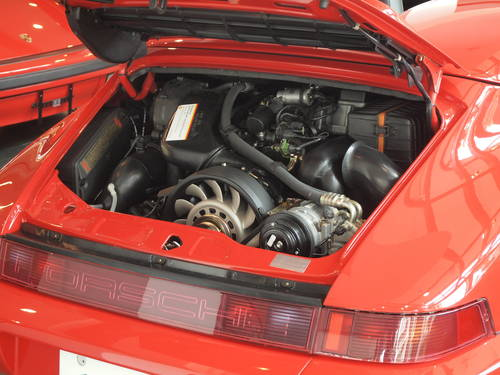 1993 Premium Condition Porsche 964 Speedster For Sale (picture 5 of 6)