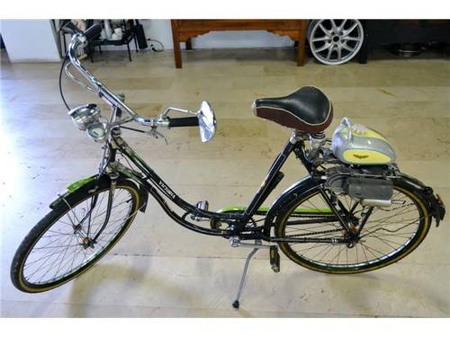 1967 Victoria bike with El Raton engine For Sale (picture 1 of 6)