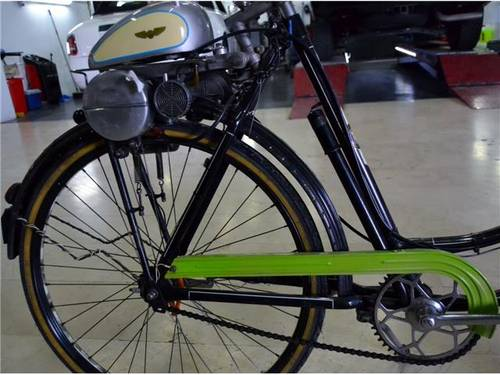 1967 Victoria bike with El Raton engine For Sale (picture 5 of 6)