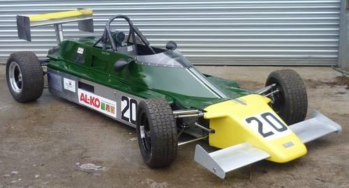 1982 Van Diemen Formula Ford 2000 For Sale (picture 1 of 6)