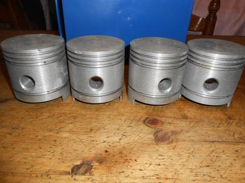 piston set For Sale (picture 2 of 4)