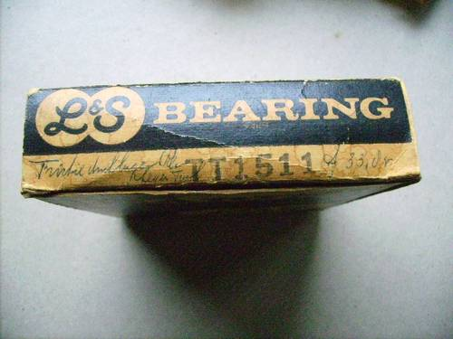 1945 Clutch bearing L&S TT1511 For Sale (picture 3 of 3)