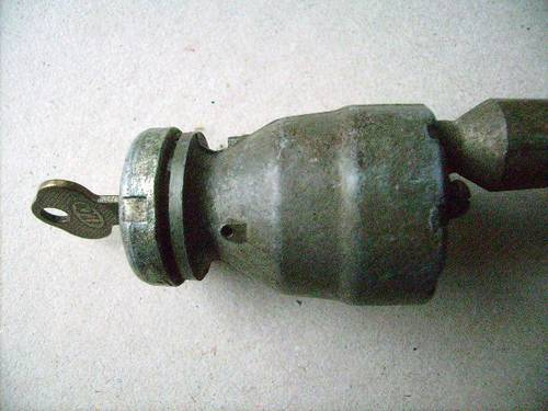 Ignition safety lock for 1920-'30 car For Sale (picture 2 of 3)