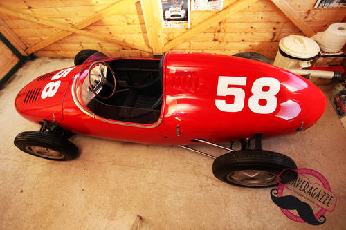 De Sanctis Formula Junior (1957) SOLD (picture 3 of 6)