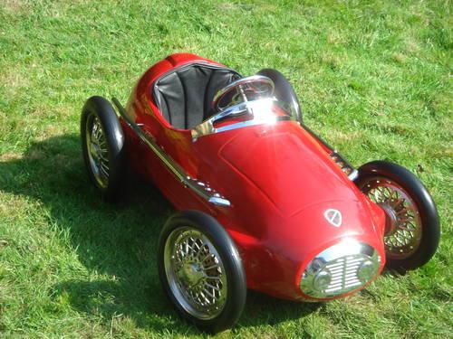Ferrari Pedal Car By American Retro Sold Car And Classic
