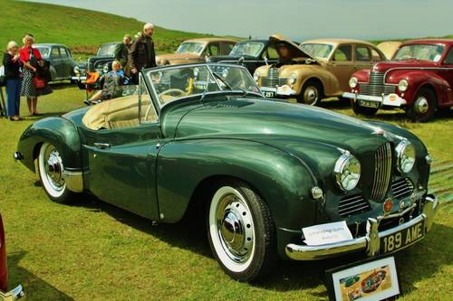 1953 Simply the best Jowett For Hire (picture 1 of 6)