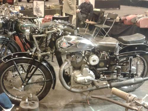 Sertum vt sport monotubo 250cc ohv 1948 For Sale (picture 1 of 6)