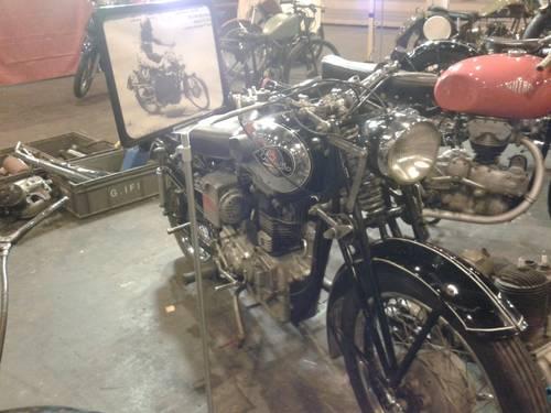 Sertum vt sport monotubo 250cc ohv 1948 For Sale (picture 2 of 6)